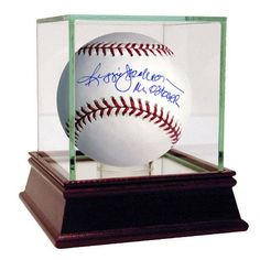 Reggie Jackson Mr. October MLB Baseball (MLB Auth)
