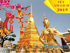Du Lịch Thái Lan Tết Âm Lịch Ất Mùi 2015 Giá Tốt Nhất