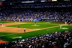 Tropicana Field  Tampa Bay Rays  St. Petersburg, FL  AstroTurf GameDay Grass 3D60H  135,320 s.f  2011