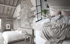 Slaapkamer Interieur Grijs : De kracht van grijs mooi bed hotelsfeer slaapkamer slaapkamer