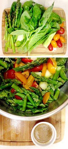 Rychlé hubnutí = hodně zelených listových salátů - DIETA.CZ
