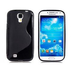 Glossy Hybrid Black Samsung Galaxy S4 Case