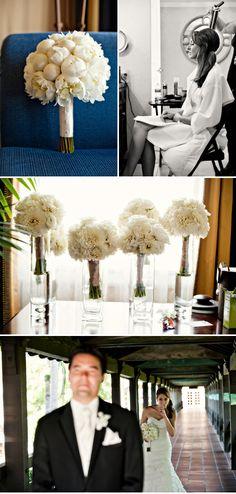 Elegant Ivory California Wedding | WeddingWire: The Blog