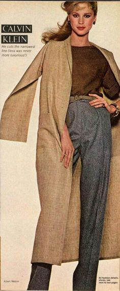 Vogue US 1978 Photo Albert Watson Model Rosie Vela