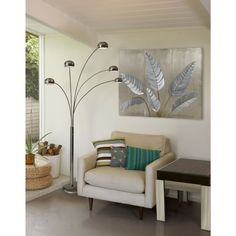 Wall sculptures studiolx counterpart wall art by nova lighting wall sculptures studiolx metallic leaves wall graphic by nova lighting aloadofball Choice Image