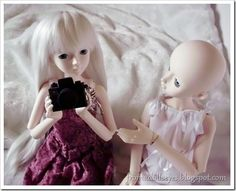 Finding Doll Props: Cups, Trinkets and a Camera?