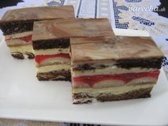 Tiramisu, Food And Drink, Anna, Cakes, Ethnic Recipes, Cake Makers, Kuchen, Cake, Pastries