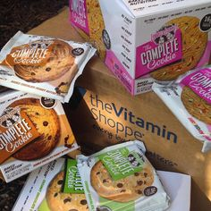 How do you get 3 new #completecookie flavors?  @vitaminshoppe that's how! What are you waiting for? Get in there!   #lennyandlarrys #vitaminshoppe #bakednutrition #beoriginal #bestcookiesever #cookies #vegan #vegancookies #whatveganseat #plantbased #nosoy #nongmo #proteincookie by lennyandlarrys