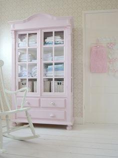 roze kast