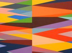 On Color: Nigerian Abstract Artist Odili Donald Odita