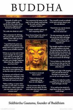 Enseñanzas de Buda Gautama