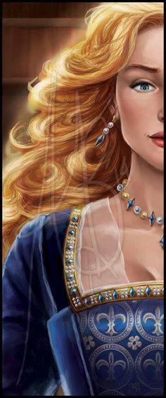 Elayne - Wheel of Time - Ariel Burgess