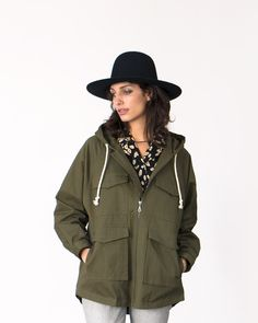 The Howell Canvas Jacket