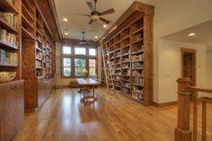custom bookcase designs - Google Search