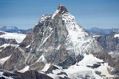 Matterhorn (4478 m), Zermatt, Switzerland