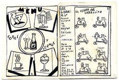 Cómics: ESPAÑA - COMIC UNDERGROUND - LOS GARRIRIS EN: ¿QUE TAL? - JAVIER MARISCAL - BARCELONA 1976 - Foto 2 - 55784704