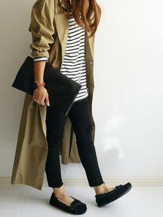 Ayumi│LOWRYS FARM T Shirts Looks - WEAR