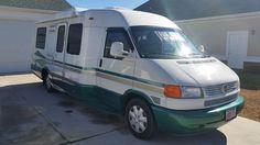 2001 Winnebago Volkswagon Rialta 22HD Gmc Motorhome For Sale, Campers For Sale, Rv Campers, Camper Van, Class B Motorhomes, Used Motorhomes, Used Rvs For Sale, Rv For Sale, Park Model Homes