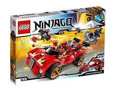 lego ninjago playthmes 70727 jeu de construction le ninja x 1