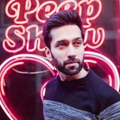 An artiste's life is akin to a 'peep show'. To be able to bare your soul & let people into the inner recesses of your naked thoughts can be the most frightening as well as empowering feeling. Yet, this exact feeling keeps us alive. Nakul Mehta, Dil Bole Oberoi, Peep Show, Mr Perfect, Indian Couture, Artist Life, Peeps, Handsome, Let It Be