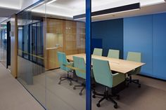 SLS - Snellmaninkatu 3krs. — KOKO3 Office Environment, Workplace Design, News Space, Contemporary, Modern, Finland, Furniture Design, Flooring, Traditional