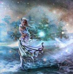Digital Art by MissQualle