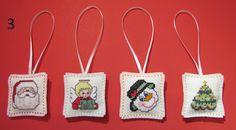 SHOP CLOSING SALE-Counted Cross Stitch Christmas por katyscornertx