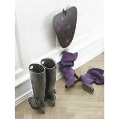 Hold styr på støvlerne i din garderobe og entré