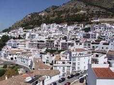 Mijas, Spain (white village)  Southern Coast