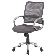 Boss Mesh Swivel Chair