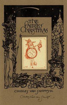 The Fairies' Christmas - 2001 - Charles van Sandwyk