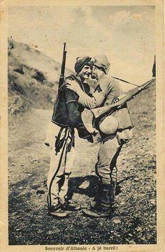 A je burrë? #Albanian