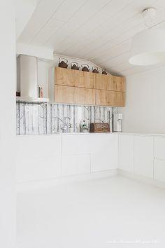 Keittiöelämää // Saa Kurkistaa -blogi Photo Wall, Kitchen, Home Decor, Photograph, Cooking, Decoration Home, Room Decor, Kitchens, Cuisine