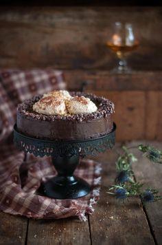 { ENCORE du chocolat ?!!! Ben… oui, pardon }   Saines Gourmandises Oui, Panna Cotta, Chocolate, Cooking, Cake, Ethnic Recipes, Desserts, Index, Chocolate Fondue