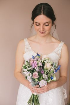 Emilie and Solomon's Homespun Summer Wedding By Grace Elizabeth Photography