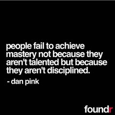 Do you know how long it takes to achieve mastery? Not months not a couple of years MANY YEARS! Keep grinding! Stay focused and disciplined friends! Your time will come!  Double tap if you agree and tag a friend that needs to see this! by foundrmagazine