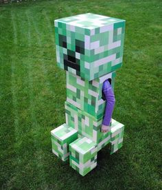 If your kid loves Minecraft, then chances are they'll want to dress up as one of the characters this Halloween. From store-bought finds to DIY creations, these 11 Halloween costumes are sure to score with your little gamer.