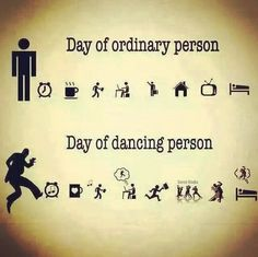Day in the life of a dancer!