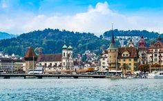 A guide to short breaks in Lucerne, Switzerland, including the best bars, restaurants, hotels and things to do