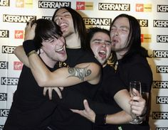 BULLET FOR MY VALENTINE IS CONSIDERED AS ONE OF THE SUCCESSFUL ROCK BAND OF YEAR 2000S. http://punkpedia.com/news/bullet-for-my-valentine-will-rock-2014-6744/