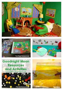 Goodnight Moon Free Resources and Activities