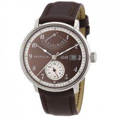 online shopping for Zeppelin Hindenburg Automatic Watch Power Reserve Subdial from top store. See new offer for Zeppelin Hindenburg Automatic Watch Power Reserve Subdial Cath Kidston Watches, Zeppelin Watch, Hand Watch, Online Watch Store, Vintage Rolex, Automatic Watch, Quartz Watch, Minimalist Fashion, Watch Bands