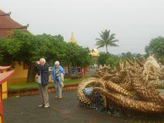Chinese tempel #Tomohon #sulawesi #indonesië