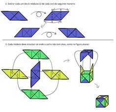 UFRGS - Mídias digitais para Matemática: ORIGAMÁTICA