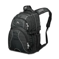Pin it! :)  Follow us :))  zCamping.com is your Camping Product Gallery ;) CLICK IMAGE TWICE for Pricing and Info :) SEE A LARGER SELECTION of Camping Daypack Backpacks at http://zcamping.com/category/camping-categories/camping-backpacks/daypack-backpacks/ - camping, backpacks, daypacks camping gear, camp supplies -   High Sierra Swerve Pack (Black, Black, Black) « zCamping.com