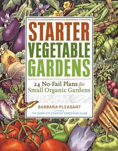 Develop your green thumb as you learn to grow your own food. In this introductory guide to growing vegetables, Barbara Pleasant addresses common problems that first-time gardeners encounter. Using simple language and illustrated garden layouts, Pleasant shows you how to start, maintain, and eventually expand an organic vegetable garden in even the tiniest backyard. With handy tips on enriching soil, planting schedules, watering, fighting pests, and more, you'll quickly discover how ...