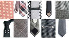 Hand-Sewn Ties