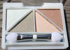 Elf Brightening Eyeshadow Quad in Nouveau Naturals....