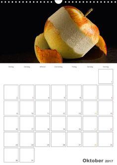 Dieser Kalender mit einem Planer ist gedacht für Küchen in denen auch gearbeitet wird, also für Hausfrauen. Nahrung, Lebensmittel, Besteck können auch schön, und so ein Zier für die Küche, sein. Die Bilder im Kalender zeigen die Vielfalt der Formen u