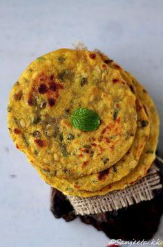 Lentil Paratha